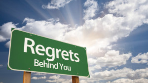 Here are the tools to eliminate personal regret, and how to know what you want to be when you grow up.