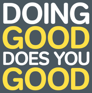 Ashley Berges shares how doing good does you great