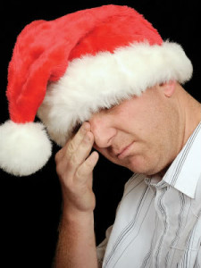 How to get rid of the holiday blues?