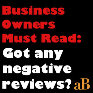 How to correctly respond to negative online reviews